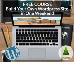 Free Build Your Own Wordpress Site Course