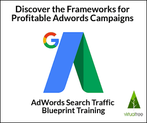 Adwords Search Traffic Blueprint Training