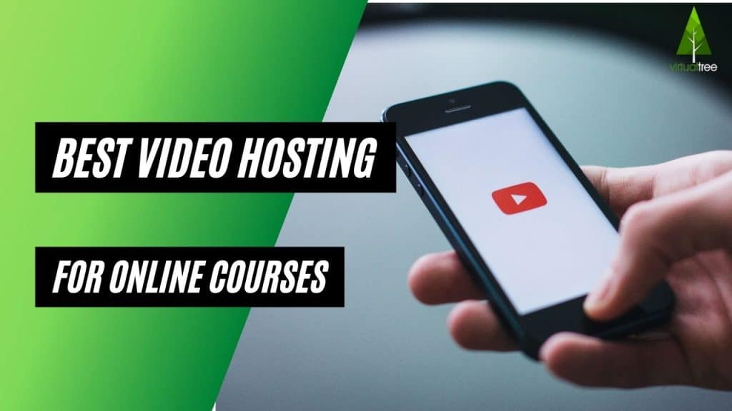 best video hosting for online courses